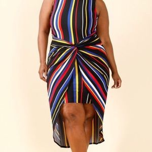 Dresses & Skirts - New Plus size women's summer dress